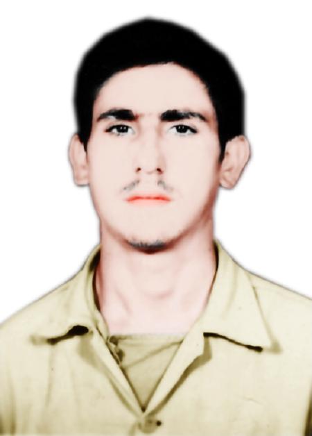 شهید علی عسکر پاریاب