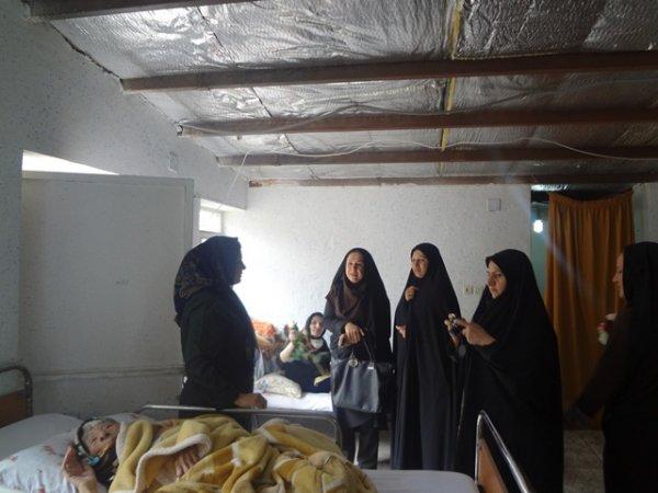 il-bano.ir/بازدید دانشجویان دانشکده فنی دخترانه