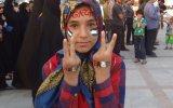 تجمع مادران و کودکان یاسوجی در حمایت از کودکان غزه